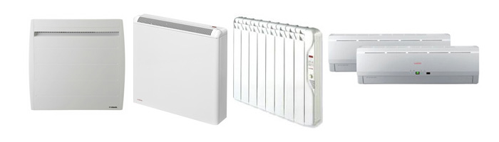 Comercial clivema asesoramiento calefaccion - Sistemas de calefaccion electrica ...